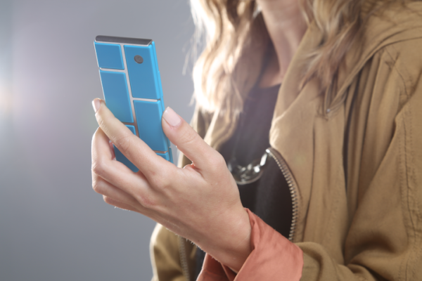 Project Ara kommer tidigt 2015, kör modifierad version av Android L