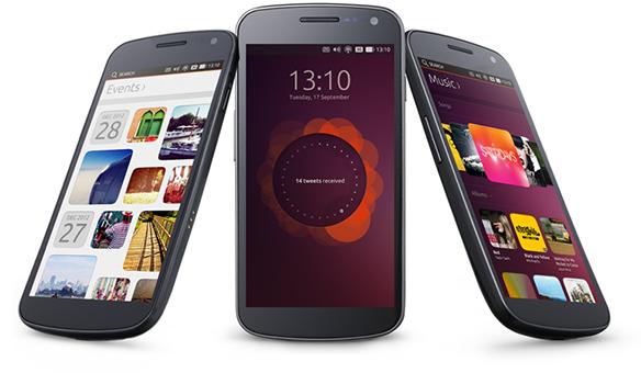 Första fristående Ubuntu-telefonerna släpps i år