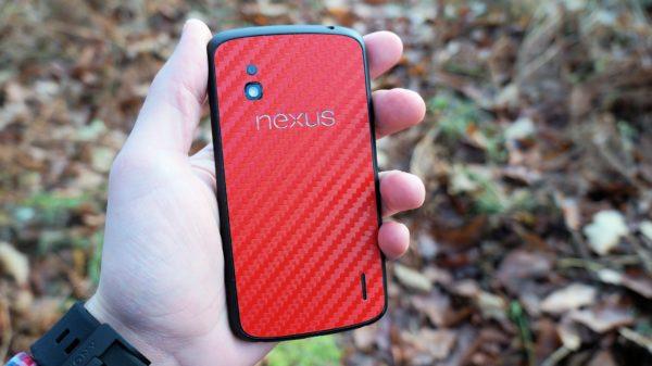 En titt på Dbrands skin för LG Nexus 4