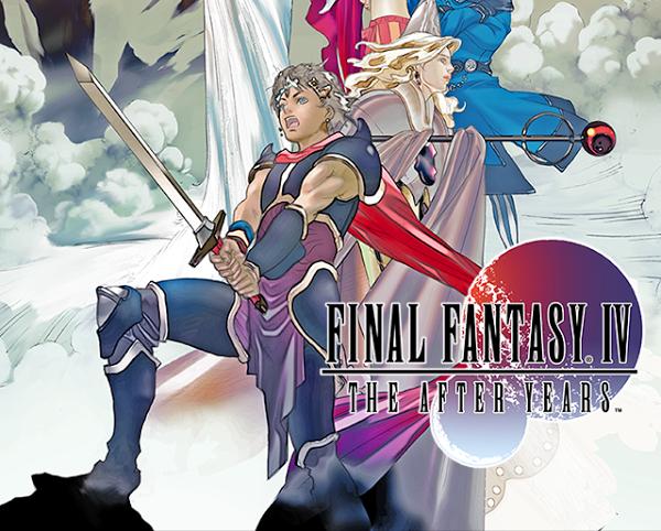 Square Enix släpper Final Fantasy IV: After Years för Android