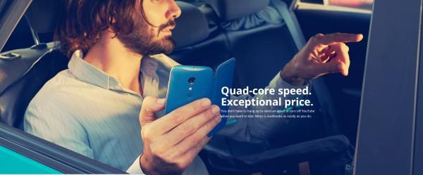Kommer Motorola Moto G skaka om i budgetsegmentet?