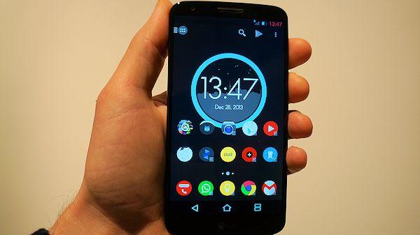 Några rader om CyanogenMod 10.2 på LG G2