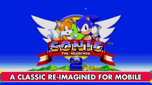 Sega släpper klassiska plattformsspelet Sonic The Hedgehog 2