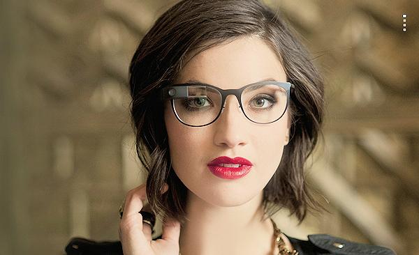Google Glass får stöd för vanliga glasögon