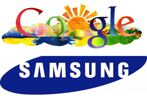 Samsung och Google ingår 10-årigt licensavtal