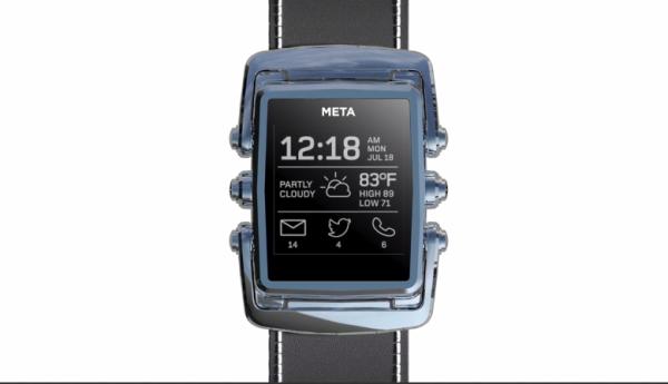 Meta Watch vill skapa smartklockor för modemedvetna
