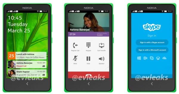 Rykte: Så här ser Nokias Androidgränssnitt ut
