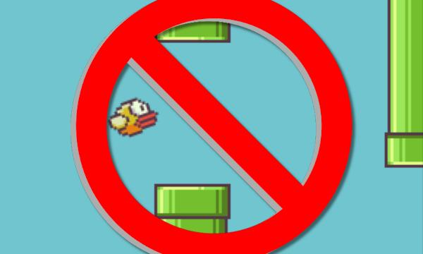 Flappy Bird-utvecklaren tar bort sitt spel i morgon
