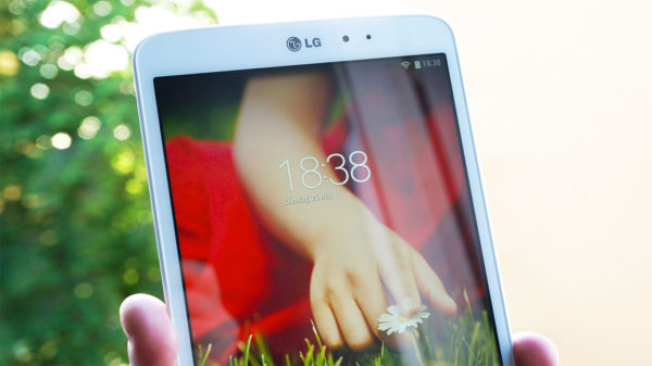 Vi testar LG G Pad 8.3