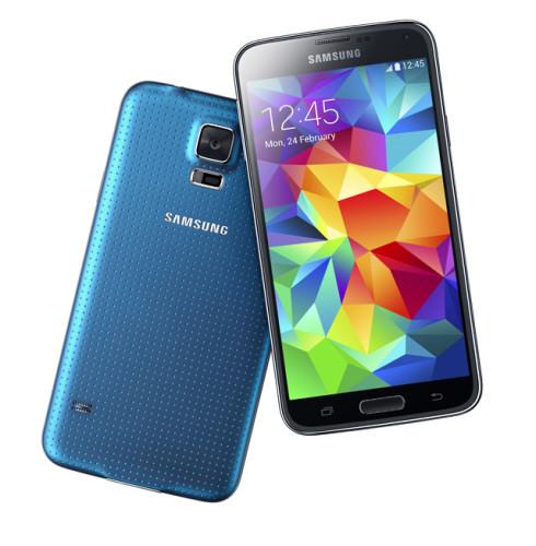 Galaxy S5 släpps i två modeller med olika chipp