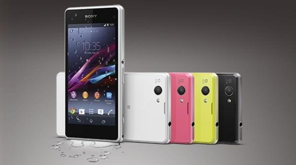 Vi testar Sony Xperia Z1 Compact