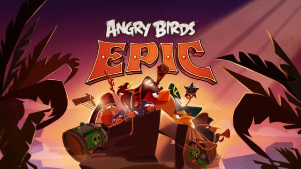 Nästa Angry Birds är ett turbaserat rollspel