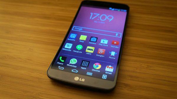 Rykte: LG G Flex 2 kommer till CES i januari