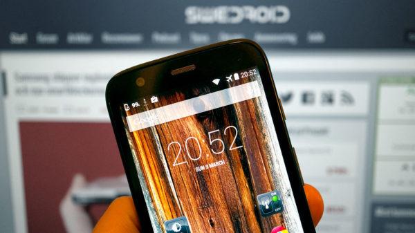 Video som sägs visa Android L på Motorola Moto G