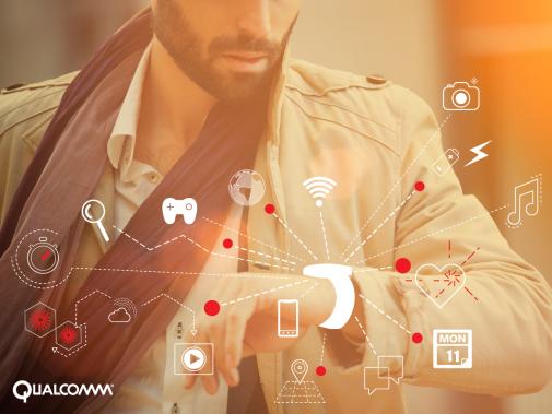 Qualcomm meddelar att Android Wear-klockor kör Snapdragon