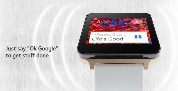 LG G Watch får sin första hands on-video