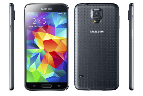 Har Samsung S5 den bästa skärmen hittills?
