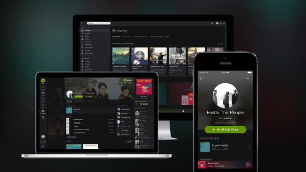 Spotify får helt ny design för webben, PC och IOS