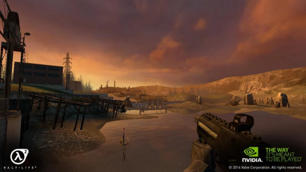 Portal och Half-Life 2 släpps för Android genom Nvidia Shield