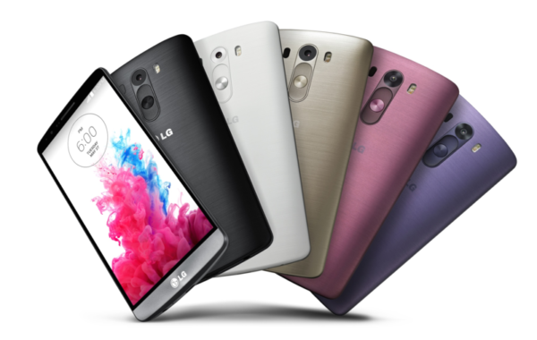 LG Nordic: Android 5.0 för G3 förväntas komma i december
