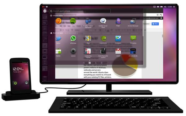 Canonical lägger ner utvecklingen av Ubuntu för Android