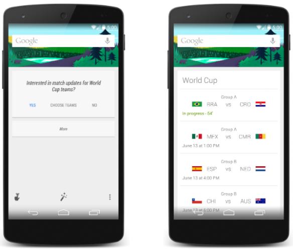 Har Google nyss anspelat på Android 5.0 i skärmdumpar?