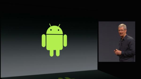 Apples invändningar mot Android