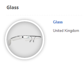 Kommer Google Glass snart börja säljas i Play Store?