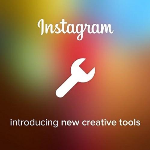Instagram når version 6.0, får nya bildverktyg