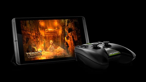Nvidia presenterar nya Shield Tablet