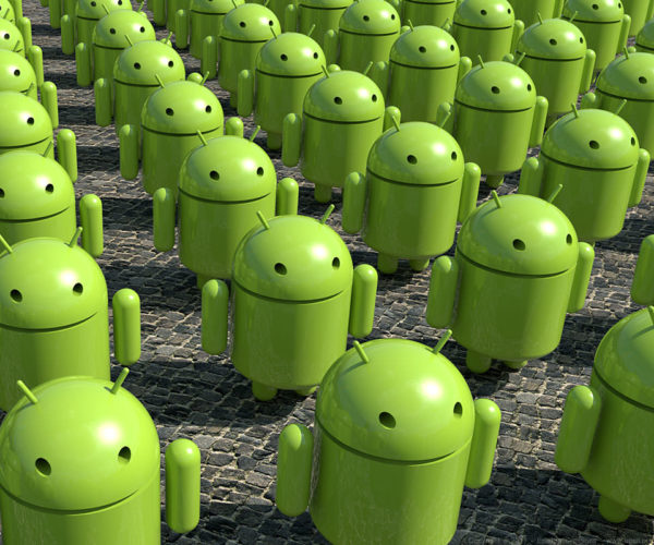 Androids segertåg fortsätter, har 85 % av globala smartphonemarknaden