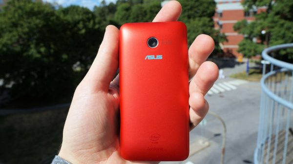En närmare titt på 4-tummaren Asus ZenFone 4