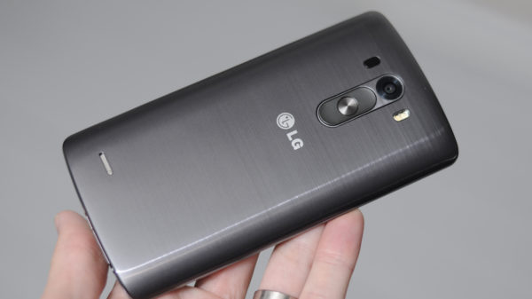 LG G3-ägare med Tre som operatör får Lollipop