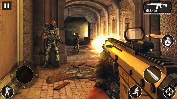 Gameloft släpper Modern Combat 5 för Android