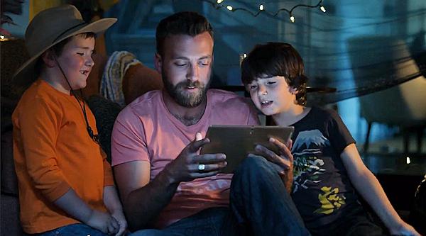 Samsung prisar sin AMOLED-teknik i ny reklam