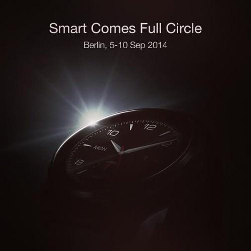 Fler bilder på LG:s kommande smartklocka [IFA 2014]