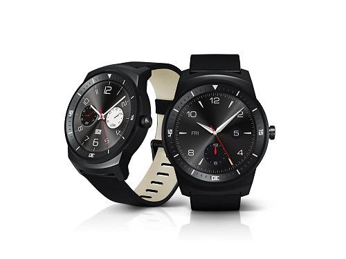 LG visar officiellt upp sin nya LG G Watch R