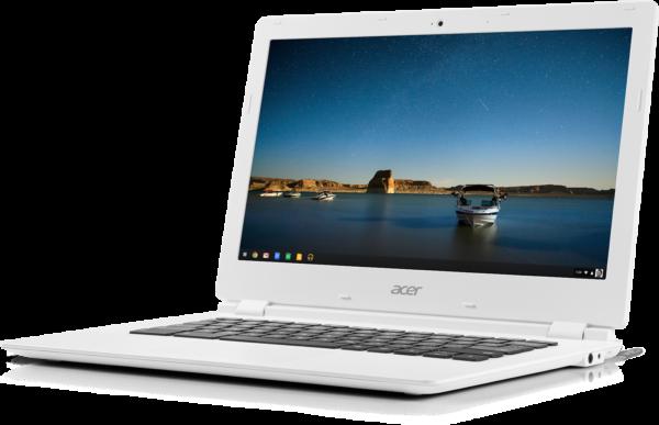 Ny Chromebook från Acer med Tegra K1 och 13 timmars batteritid