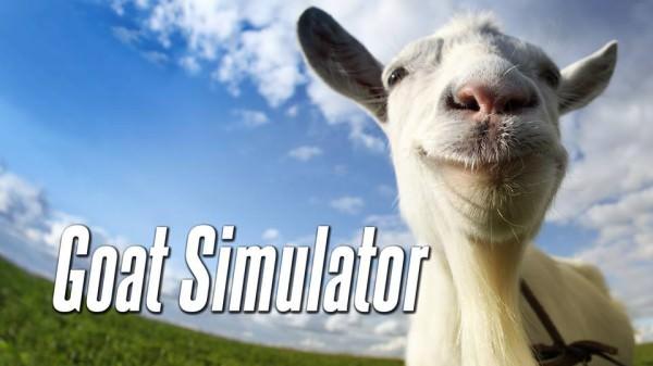 Galna spelet Goat Simulator kommer till Android