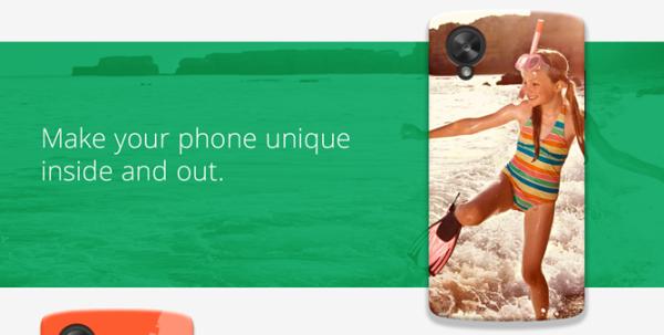 Rykte: Google kommer låta kunder skapa anpassade smartphoneskal