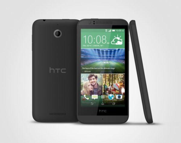 HTC introducerar 64-bitarstelefonen Desire 510