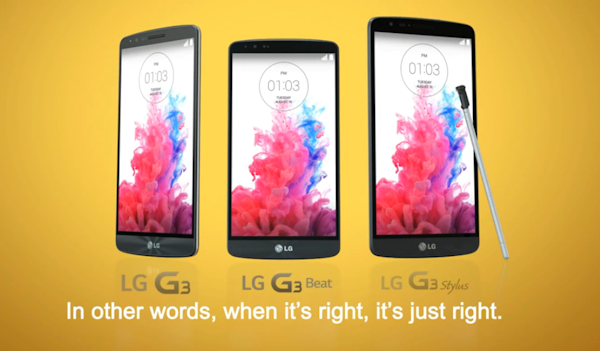 LG G3 Stylus – ny version av flaggskeppet med pekpenna?