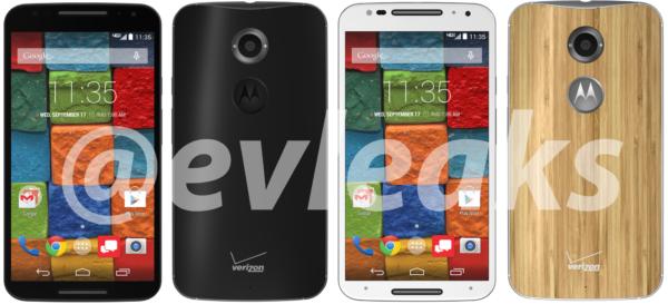 Pressbild på uppföljaren till Motorola Moto X?