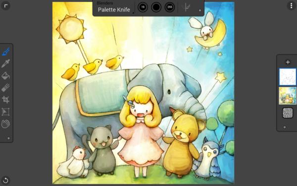 Corel släpper ritprogram för Android