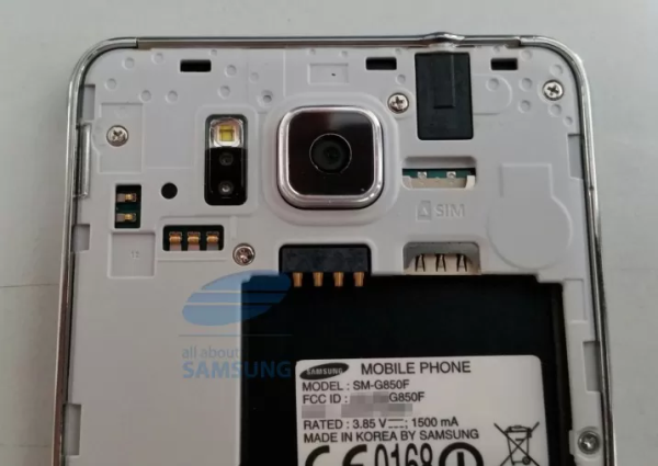Nya bud: Samsung Galaxy Alpha sägs komma 13:e augusti