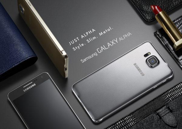 Svenskt pris och tillgänglighet för Samsung Galaxy Alpha
