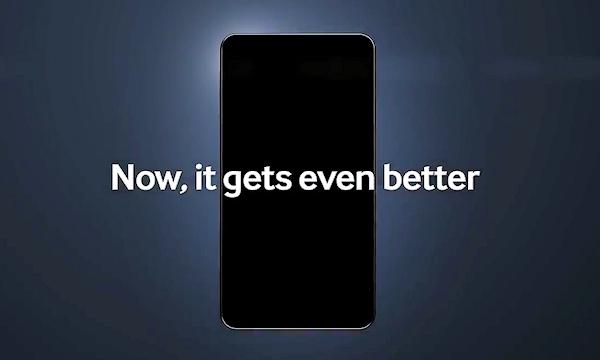 Samsungs senaste aptitretare visar silhuetten av Galaxy Note 4