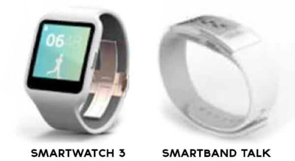 Kan det här vara Sony SmartWatch 3?