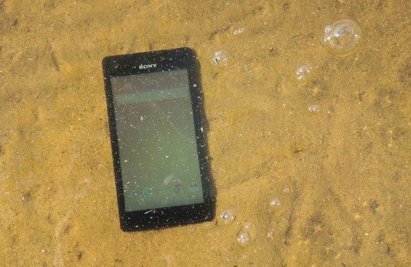 En närmare titt på vattentäta Sony Xperia M2 Aqua