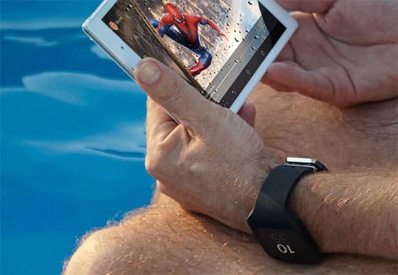 Är det här Sonys nya surfplatta och smartklocka?